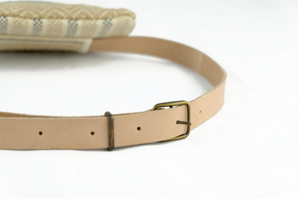 Riñonera Izar Arena - Tlonplanet - Belt Bag Back